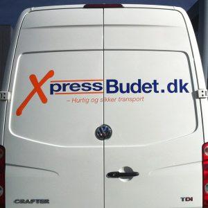 Xpressbudet Varevogn
